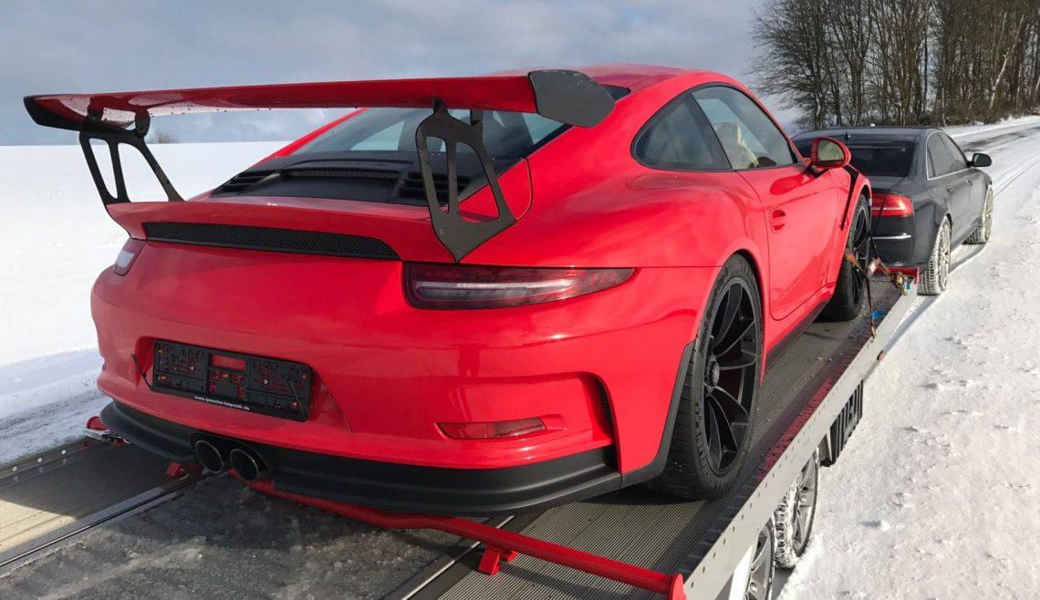 Porsche GT3 RS-bayreuth-bayerischer-wald